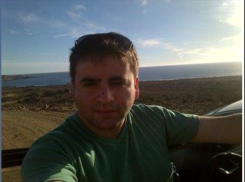 CompartoDepto CL - Cristian - 34 - La Serena