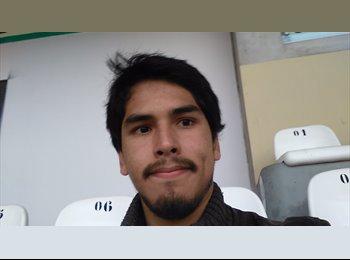 CompartoDepto CL - Nicolás - 21 - Araucanía