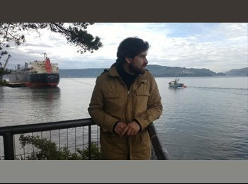 CompartoDepto CL - Alejandro - 26 - Valparaíso