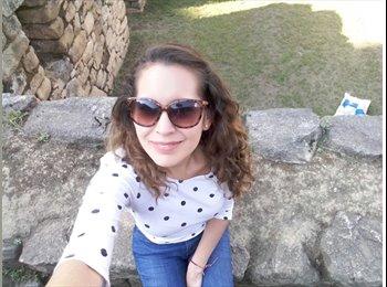 Patricia  - 27 - Estudiante