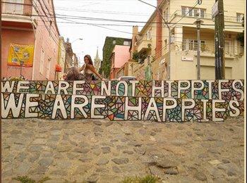 CompartoDepto CL - Ana - 25 - Valparaíso