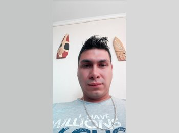 CompartoDepto CL - Rodrigo - 35 - La Cisterna