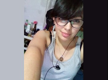 CompartoDepto CL - Jennifer - 19 - Santiago Centro