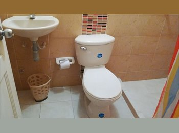 CompartoApto CO - Arriendo habitaciones O acepto Pensionados, Santa Marta - COP$300 por mes