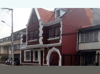 CompartoApto CO - Arriendo Apartaestudio Todo incluido Chapinero - Chapinero, Bogotá - COP$0 por mes