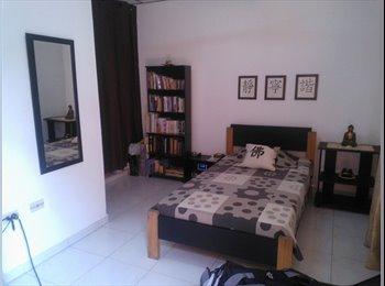 habitaciones, estudios, apartamentos, amoblados