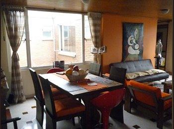 CompartoApto CO - Habitación amoblada - Chapinero, Bogotá - COP$0 por mes