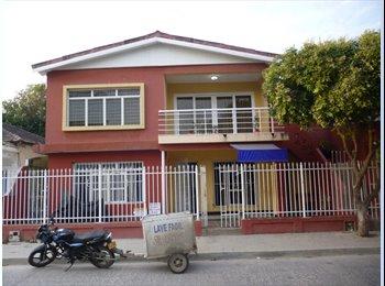 CompartoApto CO - arriendo habitacion en cartagena torices - Cartagena, Cartagena - COP$400 por mes