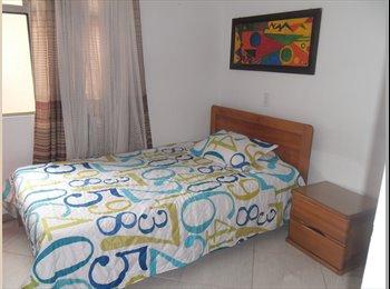 CompartoApto CO - Habitación amoblada Envigado entre la Av. Poblado y Av. Las Vegas, Medellín - COP$0 por mes