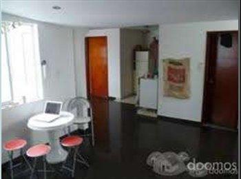 CompartoApto CO - Arriendo Apartamento servicios incluidos. - Chapinero, Bogotá - COP$0 por mes