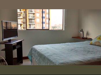 CompartoApto CO - Habitación Amoblada, Envigado -Av Poblado. cerca a la Frontera   - Zona Sur, Medellín - COP$0 por mes