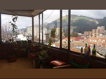 CompartoApto CO - Habitación Teusaquillo - Zona Centro, Bogotá - COP$0 por mes