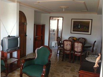 CompartoApto CO - se arriendan habitaciones - apartamento compartido - Cartagena, Cartagena - COP$0 por mes