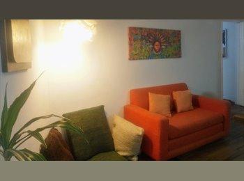 Habitación pequeña en Chapinero Alto!!!