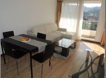 Habitación amoblada con Club House