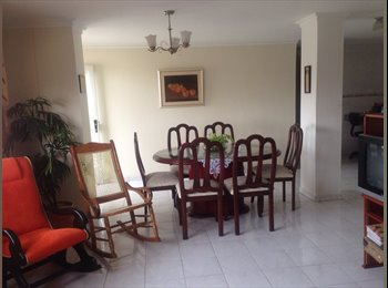 CompartoApto CO - Habitacion privada cerca  COUNTRY CLUB CALLE 76 - Barranquilla, Barranquilla - COP$0 por mes
