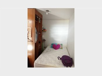 CompartoApto CO - Habitación para dama - Zona Norte, Bogotá - COP$0 por mes