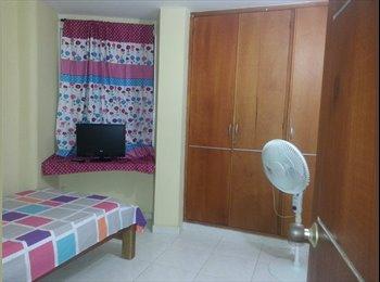 CompartoApto CO - Arriendo habitacion centro - Cartagena, Cartagena - COP$0 por mes