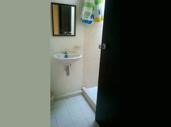 CompartoApto CO - Habitacion para profesional /Roomate / apto para vacaciones - Santa Marta, Santa Marta - COP$0 por mes