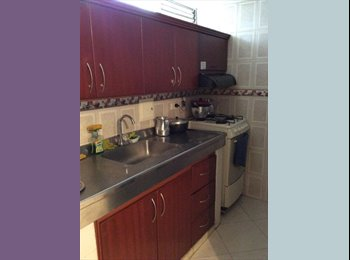CompartoApto CO - Arriendo Habitación Conjunto cajasan CENTRO Pareja/solo 300$ Antonia Santos - Bucaramanga, Bucaramanga - COP$0 por mes