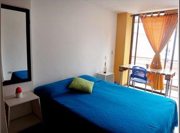 CompartoApto CO - Habitación amoblada en Envigado - Zona Sur, Medellín - COP$0 por mes