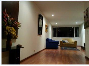CompartoApto CO - Comparto Apartamento lindo y con la mejor vista de Bogotá - Chapinero, Bogotá - COP$0 por mes