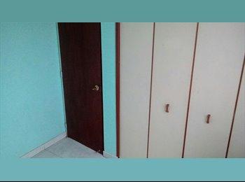 CompartoApto CO - habitacion para mujer o dama sola - Zona Sur, Bogotá - COP$0 por mes