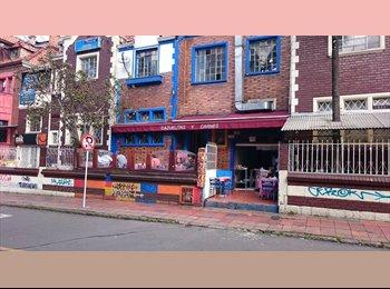 CompartoApto CO - Arriendo inmensa habitación con desayunos y almuerzos incluidos  - Chapinero, Bogotá - COP$0 por mes