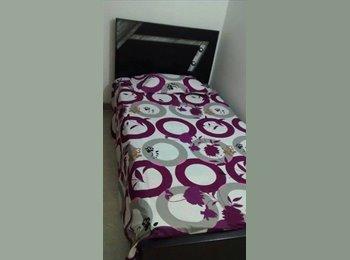 CompartoApto CO - arriendo habitacion - Santa Marta, Santa Marta - COP$300 por mes