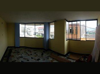 CompartoApto CO - habitacion en lA circunvalar con baño privado - Pereira, Pereira - COP$0 por mes
