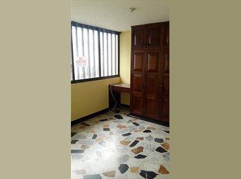 CompartoApto CO - Arrendo habitación con todos los servicios incluidos - Pereira, Pereira - COP$0 por mes