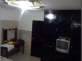 CompartoApto CO - SE ARRIENDA HABITACION AMUEBLADA - Cartagena, Cartagena - COP$0 por mes