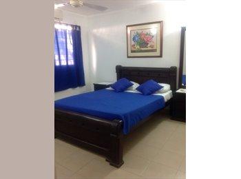 CompartoApto CO - Habitación para Hombre trabajador en Crespo, Cartagena - COP$600.000 por mes