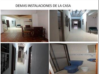 CompartoApto CO - habitación cerca a la uis con baño - Bucaramanga, Bucaramanga - COP$0 por mes