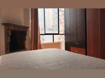 CompartoApto CO - Se arrienda habitación amoblada Javeriana - Chapinero, Bogotá - COP$0 por mes