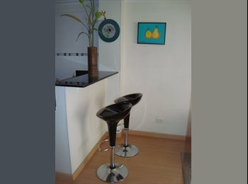 CompartoApto CO - Arriendo Habitación para compartir Apto - Chapinero, Bogotá - COP$550 por mes