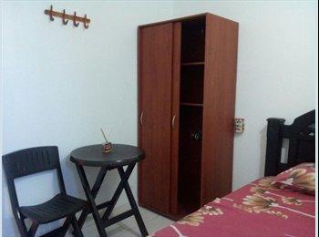 CompartoApto CO - Habitaciones por temporadas  - Cartagena, Cartagena - COP$0 por mes