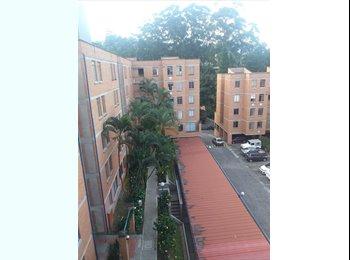 CompartoApto CO - Habitación El Poblado (La Frontera), Medellín - COP$0 por mes