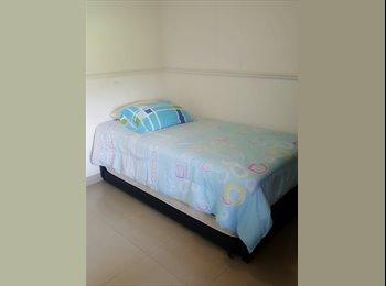 CompartoApto CO - se arriendan habitaciones sector prados del norte , Cúcuta - COP$0 por mes