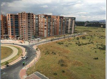 CompartoApto CO - HABITACION EN LA FELICIDAD - Zona Occidente, Bogotá - COP$0 por mes
