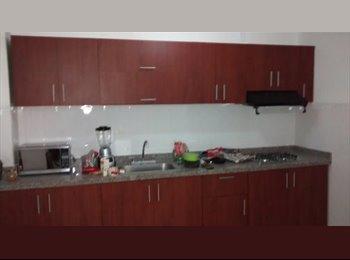 CompartoApto CO - ARRIENDO HABITACIÓN AMOBLADA  BARRIO  ALPES  - Cartagena, Cartagena - COP$0 por mes