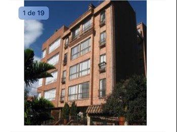 CompartoApto CO - Habitacion Independiente Santa Paula, Bogotá - COP$0 por mes
