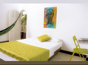 CompartoApto CO - Furnished rooms for extended periods of time., Bucaramanga - COP$600.000 por mes