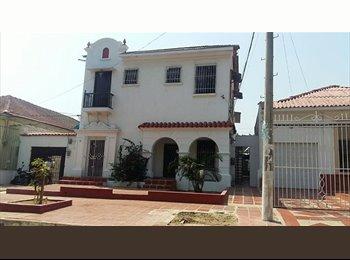 CompartoApto CO - ARRIENDO HABITACION INDEPENDIENTE BAÑO INTERNO BARRIO BELLAVISTA  - Barranquilla, Barranquilla - COP$0 por mes