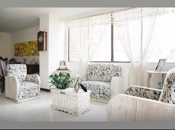Excelente habitación en Envigado,  en avenida las vegas.