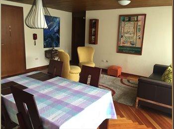 Comparto Apartamento - Chapinero Alto