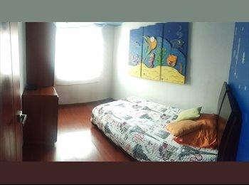 CompartoApto CO - Se alquila habitación para estudiante mujer. , Manizales - COP$0 por mes