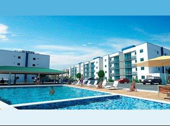 CompartoApto CO - Confortable   apartamento  con picina y parqueadero para estudiantes, Santa Marta - COP$500.000 por mes