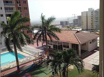 CompartoApto CO - Hermosa habitación freca y tranquila, Barranquilla - COP$0 por mes