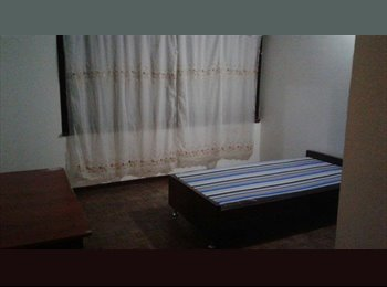 CompartoApto CO - ARRIENDO HABITACIÓN. Para estudiante, cerca a la Universidad de Caldas Palogrande, barrio ROSALES , Manizales - COP$0 por mes